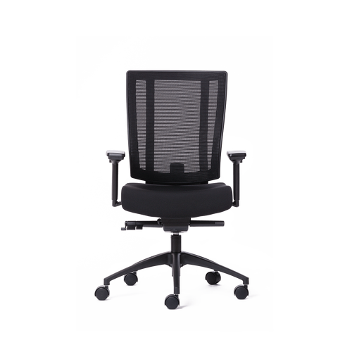 NETONE® MID BACK ERGONOMIC OFFICE CHAIR. - ergotherapy-solutions