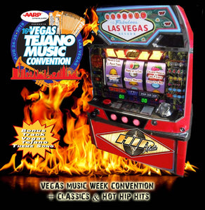 16th Vegas Tejano Convention Bonus Tracks