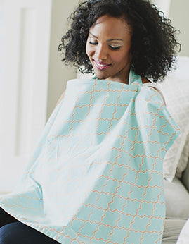 Jordan Nursing Cover - myhappybump