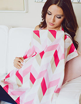 Lola Nursing Cover - myhappybump