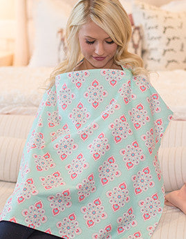 Brooklyn Nursing Cover - myhappybump