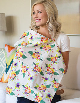 Charlotte Nursing Cover - myhappybump