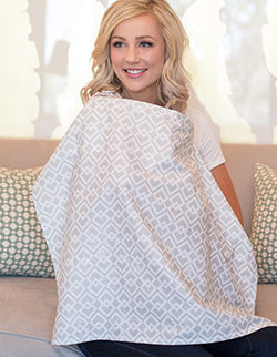 Connor Nursing Cover - myhappybump