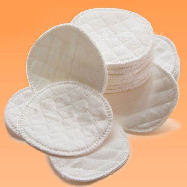 12pc Reusable Nursing Breast Pads - myhappybump