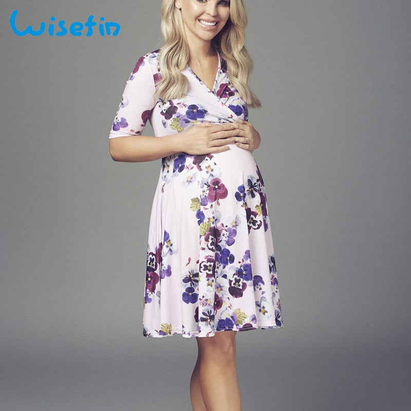 Maternity Lola Summer Dress