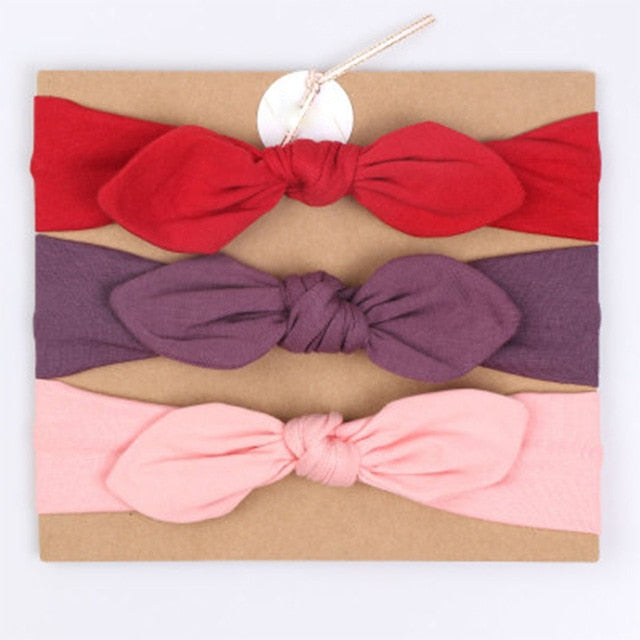 Baby Girl Headbands and Bows, Hand Made, for Newborn, Toddler and Childre