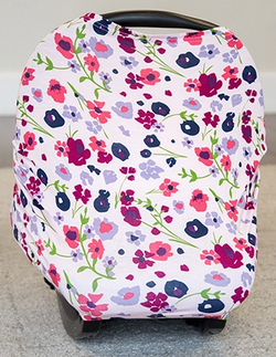 Car Seat Canopy - myhappybump