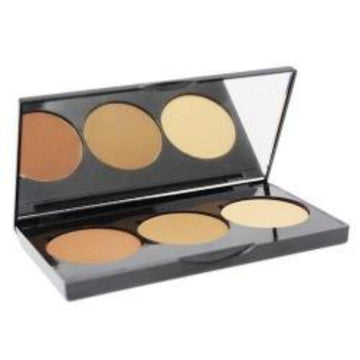 MMUK MAN 3-Well Cream Contour Palette