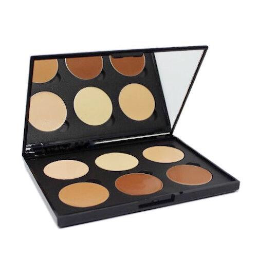 MMUK MAN 6-Well Powder Contour Palette