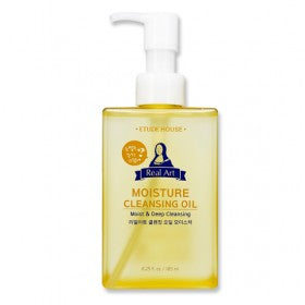 [ETUDE HOUSE] MOISTURE CLEANSING OIL - 185ml