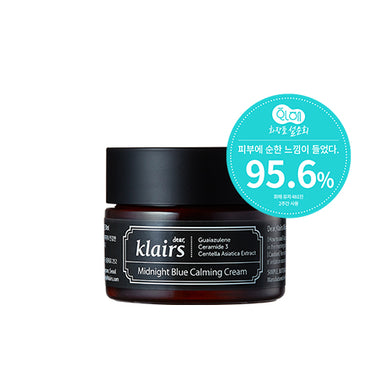[Dear, Klairs] Midnight Blue Calming Cream - 30ml - kmade cosméticos coreanos