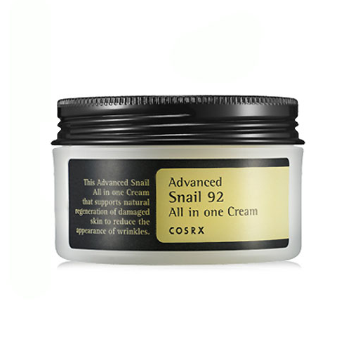 [COSRX] Advanced Snail 92 All in one cream 100ml - kmade cosméticos coreanos