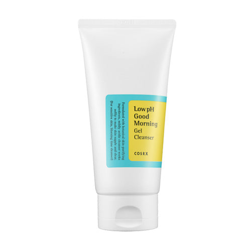 [COSRX] Low Ph Good Morning Gel Cleanser - 150ml - kmade cosméticos coreanos