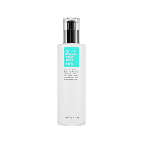 [COSRX] Two In One Poreless Power Liquid - 100ml - kmade cosméticos coreanos