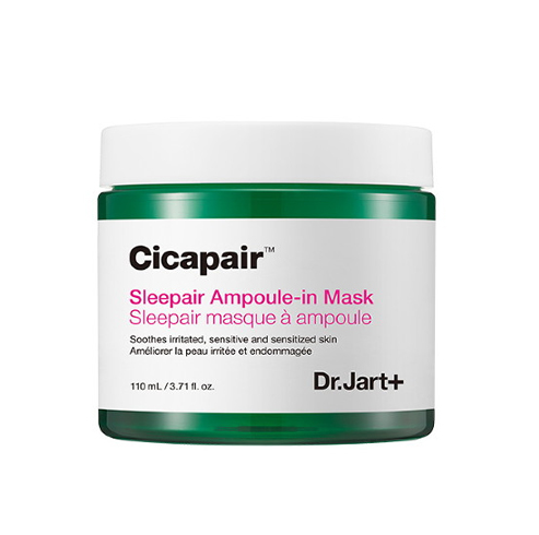 [DR. JART] Cicapair Sleepair Ampoule-in Mask - 110ml (30%OFF) - kmade cosméticos coreanos