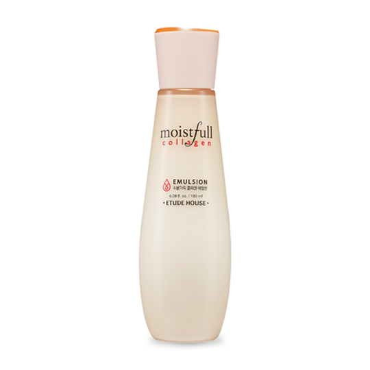 [Etude House] Moistfull Collagen Emulsion 180ml - kmade cosméticos coreanos