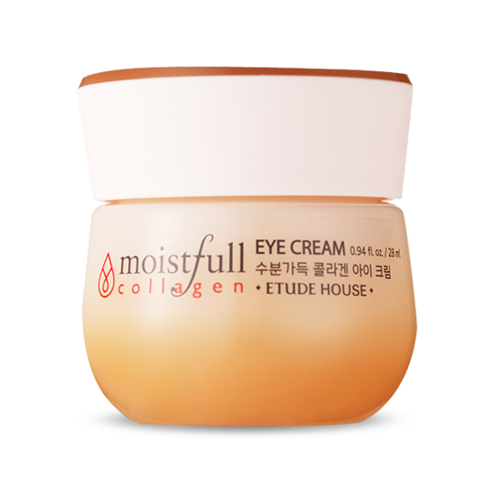 [Etude House] Moistfull Collagen Eye Cream - 28ml - kmade cosméticos coreanos