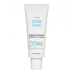 [Soonjung] 5-Panthensoside Cica Sleeping Pack - 50ml/100ml - kmade cosméticos coreanos