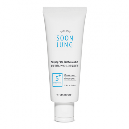 [Soonjung] 5-Panthensoside Cica Sleeping Pack - 100ml - kmade cosméticos coreanos