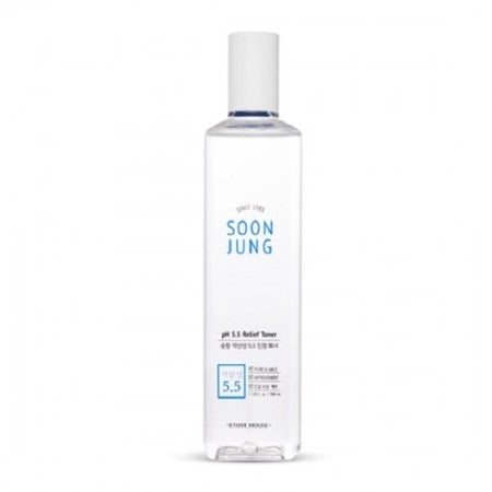 [Soonjung] pH 5.5 Relief Toner - 180ml/350ml