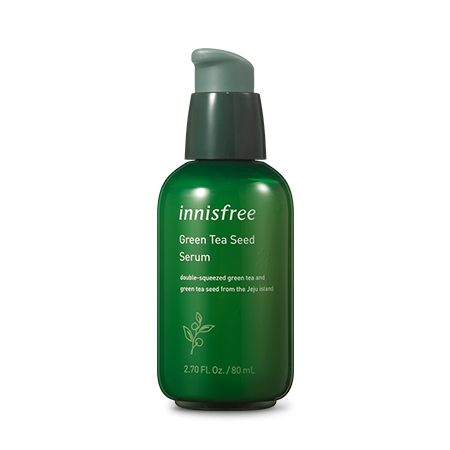 [INNISFREE] Green Tea Seed Serum - 80ml (20% OFF) - kmade cosméticos coreanos