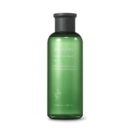 [INNISFREE] Green Tea Seed Skin - 200ml (20%OFF) - kmade cosméticos coreanos