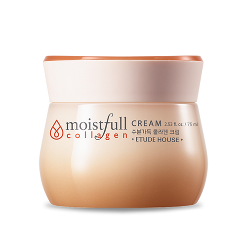 [Etude House] Moistfull Collagen Cream - 75ml
