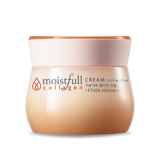 [Etude House] Moistfull Collagen Cream - 75ml - kmade cosméticos coreanos