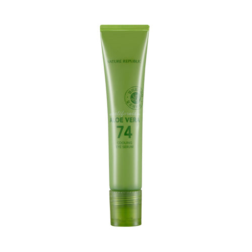 [NATURE REPUBLIC] California Aloe Vera 74 Cooling Eye Serum - 15ml  - kmade cosméticos coreanos