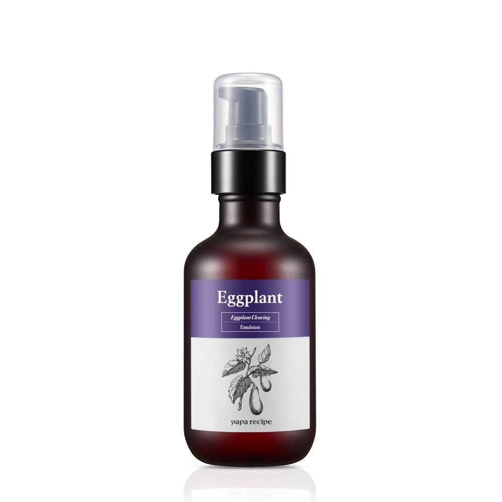 [PAPA RECIPE] Eggplant Clearing Emulsion - 150ml - kmade cosméticos coreanos