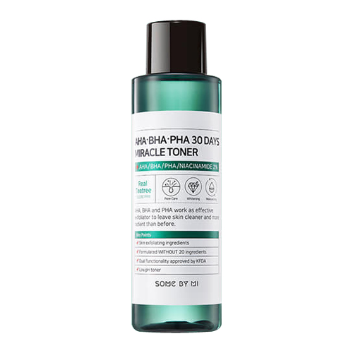 [SOME BY MI] AHA BHA PHA 30 Days Miracle Toner 150ml - kmade cosméticos coreanos