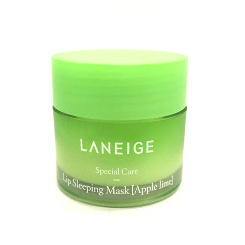 [Laneige] Lip Sleeping Mask_Apple Lime - 20g - kmade cosméticos coreanos