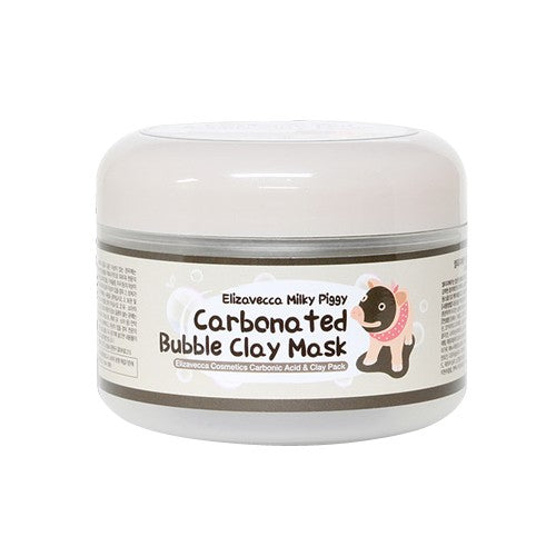 [Elizavecca] Carbonated Bubble Clay Mask - 50ml - kmade cosméticos coreanos
