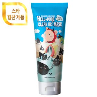 [ELIZAVECCA] Hell Pore Clean Up Mask - 100ml - kmade cosméticos coreanos