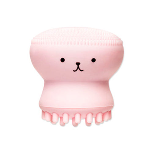 [Etude House] My Beauty Tool Exfoliating Jellyfish Silicon Brush - kmade cosméticos coreanos