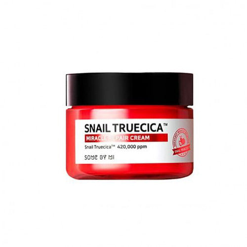 [SOME BY MI] Snail Truecica Miracle Repair Cream - 60g - kmade cosméticos coreanos