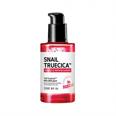 [SOME BY MI] Snail Truecica Miracle Repair Serum 50ml (40% OFF) - kmade cosméticos coreanos