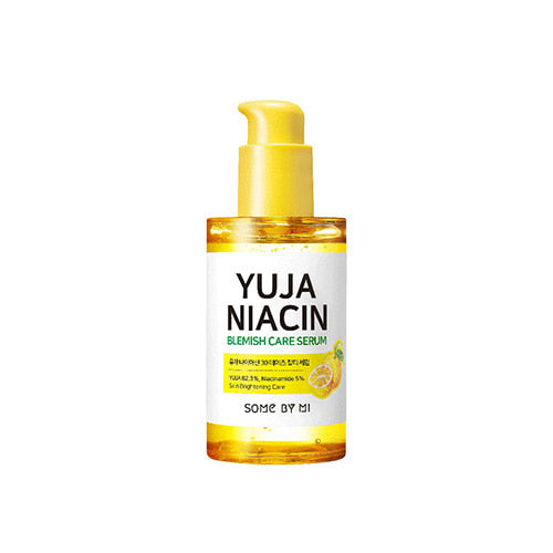 [SOME BY MI] Yuja Niacin 30 Days Blemish Care Serum - 50ml (40% OFF) - kmade cosméticos coreanos