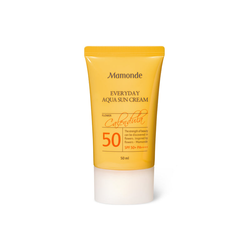 [MAMONDE] Everyday Aqua Sun Cream - 50ml - kmade cosméticos coreanos
