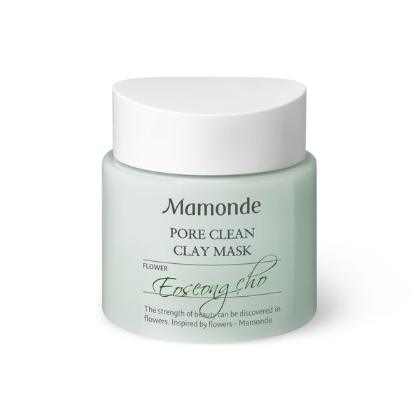 [MAMONDE] Pore Clean Clay Mask - 100ml - kmade cosméticos coreanos