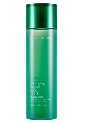 [NATURE REPUBLIC] Collagen Dream 90 Skin Booster - 150ml - kmade cosméticos coreanos