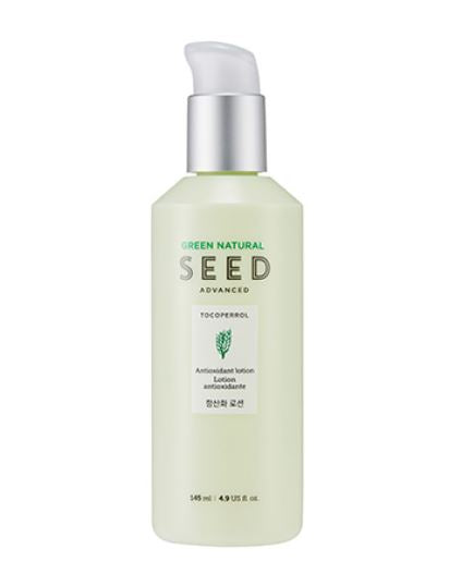 [THE FACE SHOP] Green Natural Seed Antioxdant Lotion - 145ml - kmade cosméticos coreanos