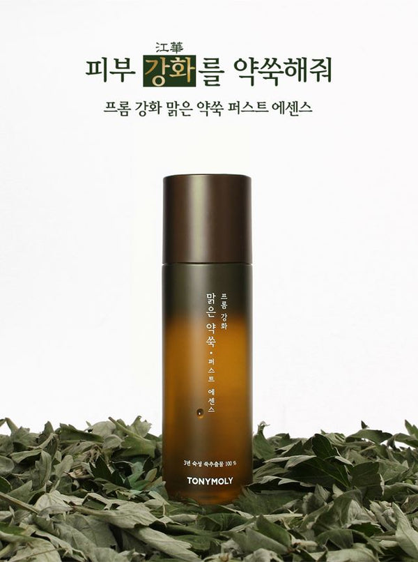 [TONYMOLY] From Ganghwa Pure Artemisia First Essence - 150ml - kmade cosméticos coreanos