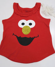 Load image into Gallery viewer, Elmo singlet