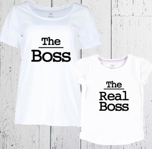 Boss shirts set!