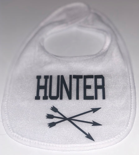 Arrow bib