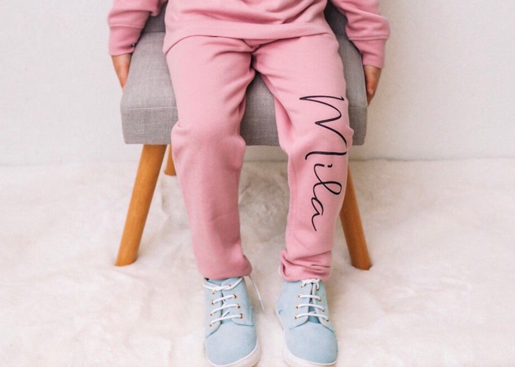 Design your own track pants
