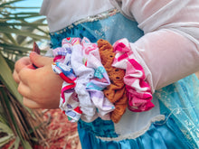 Load image into Gallery viewer, FAIRYTALE scrunchie