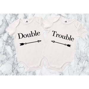 Double Trouble set