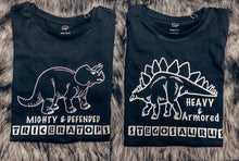 Load image into Gallery viewer, Stegosaurus tee